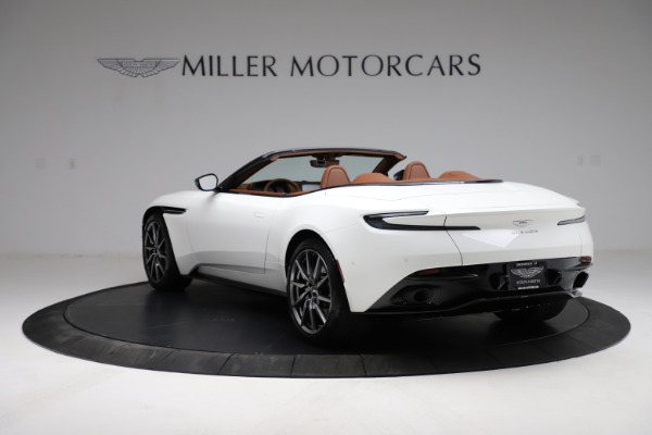 New 2021 Aston Martin DB11 Volante for sale $269,486 at Bentley Greenwich in Greenwich CT 06830 4