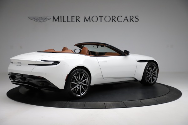 New 2021 Aston Martin DB11 Volante for sale $269,486 at Bentley Greenwich in Greenwich CT 06830 7