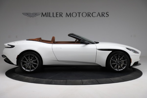 New 2021 Aston Martin DB11 Volante for sale $269,486 at Bentley Greenwich in Greenwich CT 06830 8