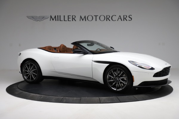 New 2021 Aston Martin DB11 Volante for sale $269,486 at Bentley Greenwich in Greenwich CT 06830 9