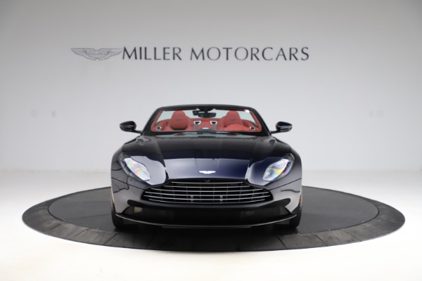 New 2021 Aston Martin DB11 Volante Convertible for sale $261,486 at Bentley Greenwich in Greenwich CT 06830 11