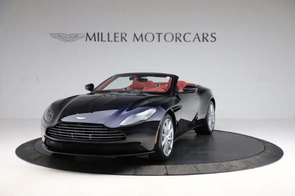 New 2021 Aston Martin DB11 Volante Convertible for sale $261,486 at Bentley Greenwich in Greenwich CT 06830 12
