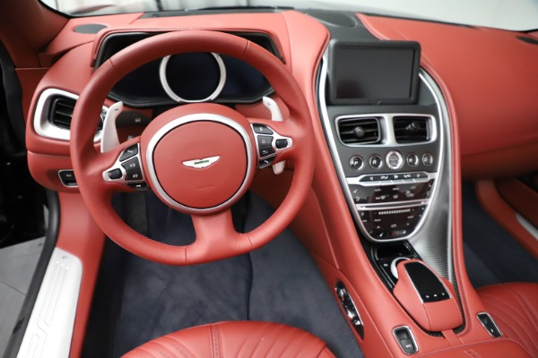 New 2021 Aston Martin DB11 Volante Convertible for sale $261,486 at Bentley Greenwich in Greenwich CT 06830 18