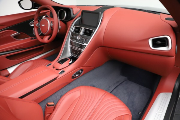 New 2021 Aston Martin DB11 Volante Convertible for sale $261,486 at Bentley Greenwich in Greenwich CT 06830 20