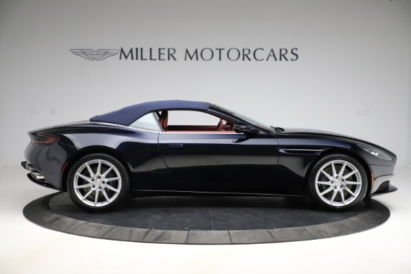 New 2021 Aston Martin DB11 Volante Convertible for sale $261,486 at Bentley Greenwich in Greenwich CT 06830 23