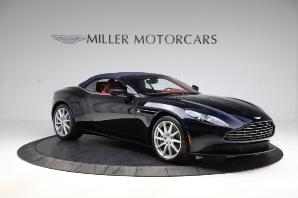 New 2021 Aston Martin DB11 Volante Convertible for sale $261,486 at Bentley Greenwich in Greenwich CT 06830 24