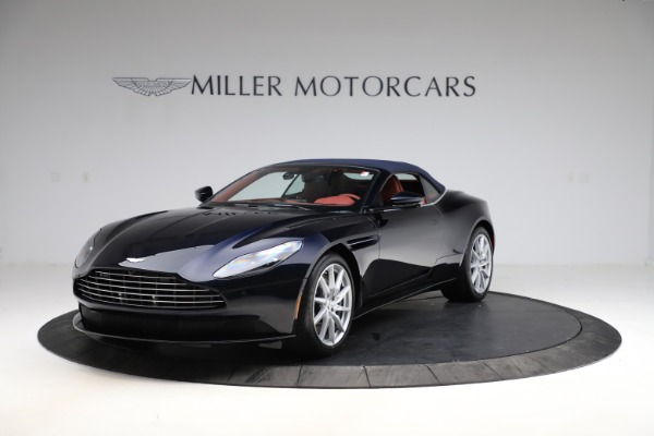 New 2021 Aston Martin DB11 Volante Convertible for sale $261,486 at Bentley Greenwich in Greenwich CT 06830 25
