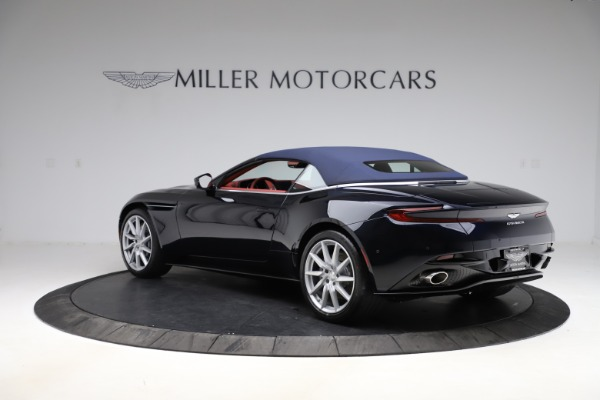 New 2021 Aston Martin DB11 Volante Convertible for sale $261,486 at Bentley Greenwich in Greenwich CT 06830 27