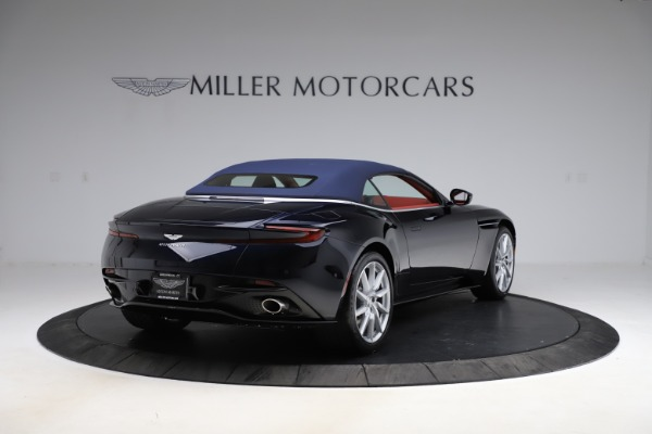 New 2021 Aston Martin DB11 Volante Convertible for sale $261,486 at Bentley Greenwich in Greenwich CT 06830 28