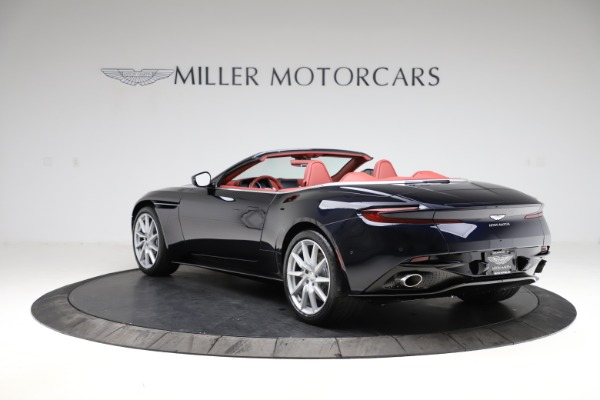 New 2021 Aston Martin DB11 Volante Convertible for sale $261,486 at Bentley Greenwich in Greenwich CT 06830 4