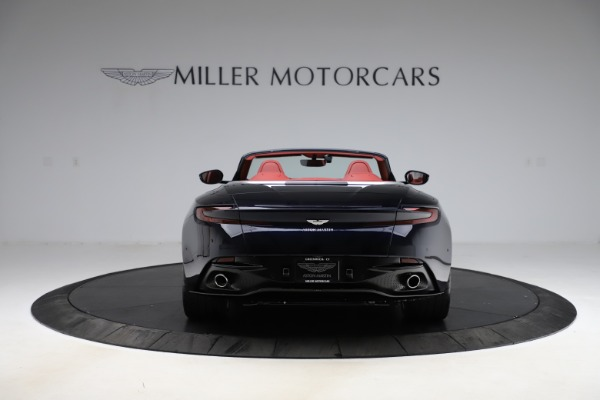 New 2021 Aston Martin DB11 Volante Convertible for sale $261,486 at Bentley Greenwich in Greenwich CT 06830 5