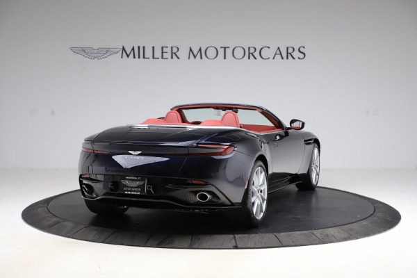 New 2021 Aston Martin DB11 Volante Convertible for sale $261,486 at Bentley Greenwich in Greenwich CT 06830 6
