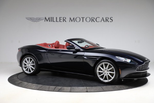 New 2021 Aston Martin DB11 Volante Convertible for sale $261,486 at Bentley Greenwich in Greenwich CT 06830 9