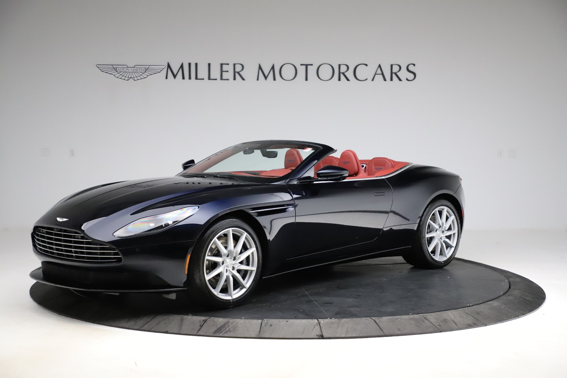 New 2021 Aston Martin DB11 Volante Convertible for sale $261,486 at Bentley Greenwich in Greenwich CT 06830 1