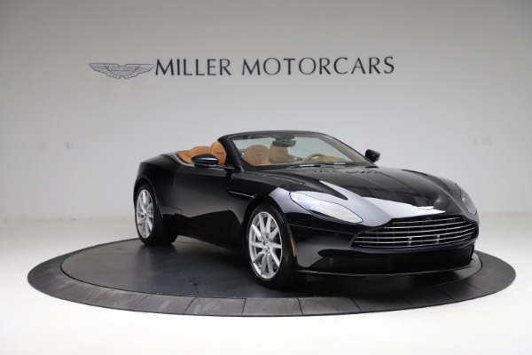 New 2021 Aston Martin DB11 Volante for sale $265,186 at Bentley Greenwich in Greenwich CT 06830 10