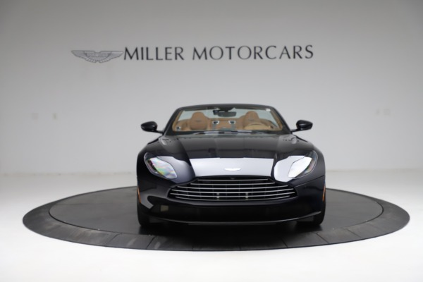 New 2021 Aston Martin DB11 Volante for sale $265,186 at Bentley Greenwich in Greenwich CT 06830 11
