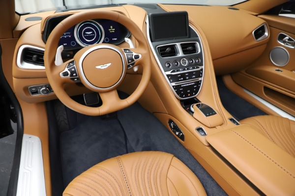 New 2021 Aston Martin DB11 Volante for sale $265,186 at Bentley Greenwich in Greenwich CT 06830 15