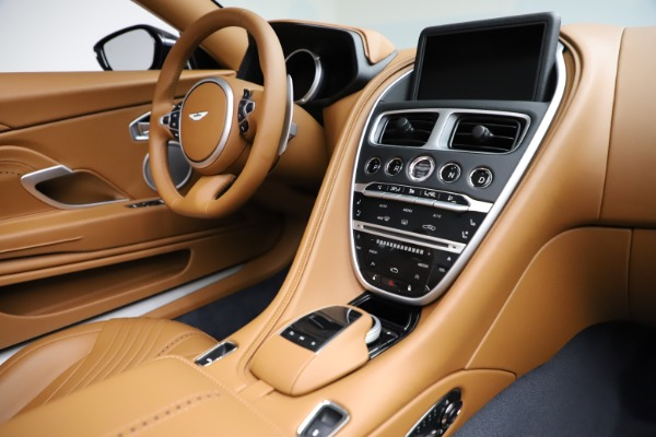 New 2021 Aston Martin DB11 Volante for sale $265,186 at Bentley Greenwich in Greenwich CT 06830 18