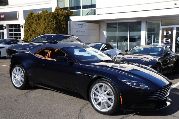 New 2021 Aston Martin DB11 Volante for sale $265,186 at Bentley Greenwich in Greenwich CT 06830 28