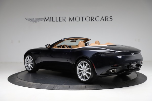 New 2021 Aston Martin DB11 Volante for sale $265,186 at Bentley Greenwich in Greenwich CT 06830 3