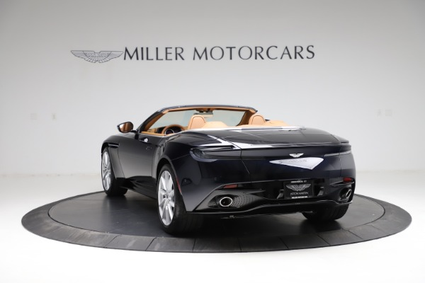 New 2021 Aston Martin DB11 Volante for sale $265,186 at Bentley Greenwich in Greenwich CT 06830 4