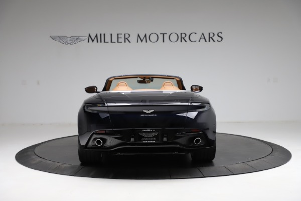 New 2021 Aston Martin DB11 Volante for sale $265,186 at Bentley Greenwich in Greenwich CT 06830 5