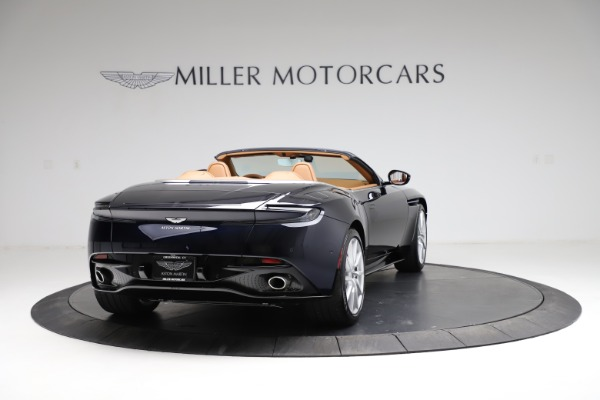 New 2021 Aston Martin DB11 Volante for sale $265,186 at Bentley Greenwich in Greenwich CT 06830 6