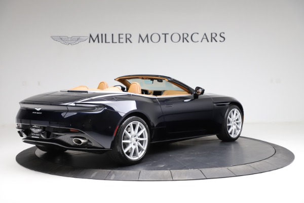 New 2021 Aston Martin DB11 Volante for sale $265,186 at Bentley Greenwich in Greenwich CT 06830 7