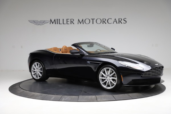 New 2021 Aston Martin DB11 Volante for sale $265,186 at Bentley Greenwich in Greenwich CT 06830 9