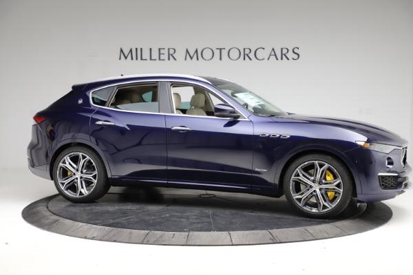 New 2021 Maserati Levante S Q4 GranLusso for sale $106,235 at Bentley Greenwich in Greenwich CT 06830 10