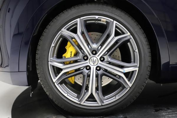 New 2021 Maserati Levante S Q4 GranLusso for sale $106,235 at Bentley Greenwich in Greenwich CT 06830 13
