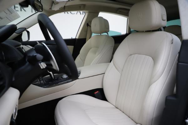 New 2021 Maserati Levante S Q4 GranLusso for sale $106,235 at Bentley Greenwich in Greenwich CT 06830 14