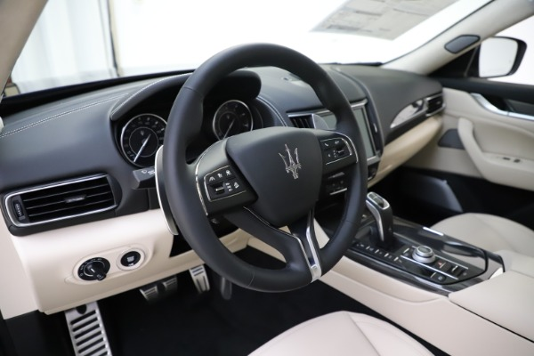 New 2021 Maserati Levante S Q4 GranLusso for sale $106,235 at Bentley Greenwich in Greenwich CT 06830 16
