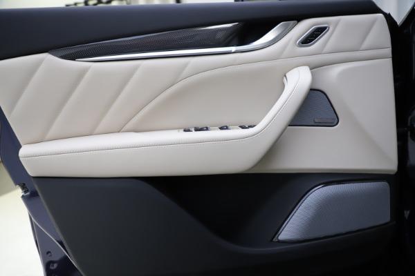 New 2021 Maserati Levante S Q4 GranLusso for sale $106,235 at Bentley Greenwich in Greenwich CT 06830 17
