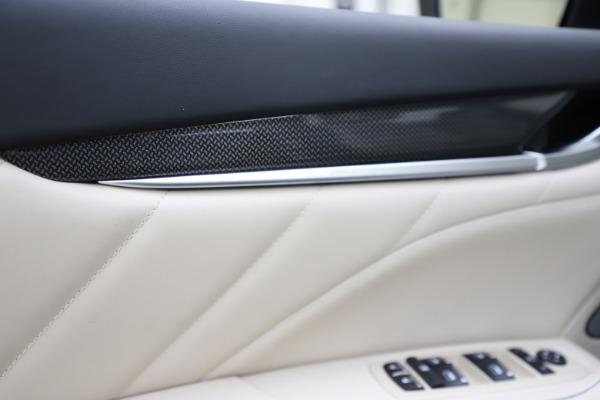 New 2021 Maserati Levante S Q4 GranLusso for sale $106,235 at Bentley Greenwich in Greenwich CT 06830 19