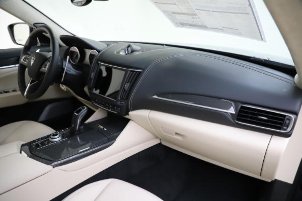 New 2021 Maserati Levante S Q4 GranLusso for sale $106,235 at Bentley Greenwich in Greenwich CT 06830 25