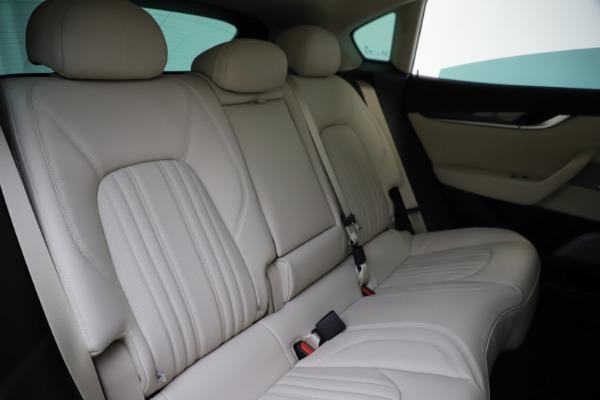 New 2021 Maserati Levante S Q4 GranLusso for sale $106,235 at Bentley Greenwich in Greenwich CT 06830 26