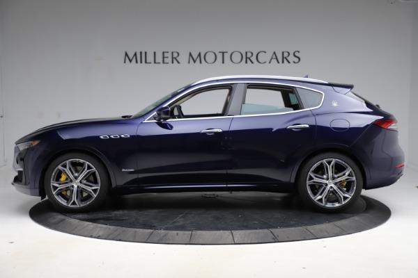 New 2021 Maserati Levante S Q4 GranLusso for sale $106,235 at Bentley Greenwich in Greenwich CT 06830 3