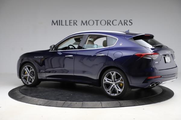 New 2021 Maserati Levante S Q4 GranLusso for sale $106,235 at Bentley Greenwich in Greenwich CT 06830 4