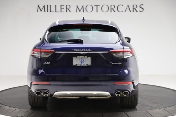 New 2021 Maserati Levante S Q4 GranLusso for sale $106,235 at Bentley Greenwich in Greenwich CT 06830 6