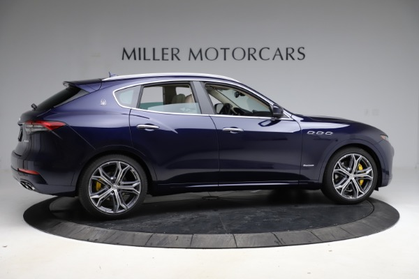 New 2021 Maserati Levante S Q4 GranLusso for sale $106,235 at Bentley Greenwich in Greenwich CT 06830 8