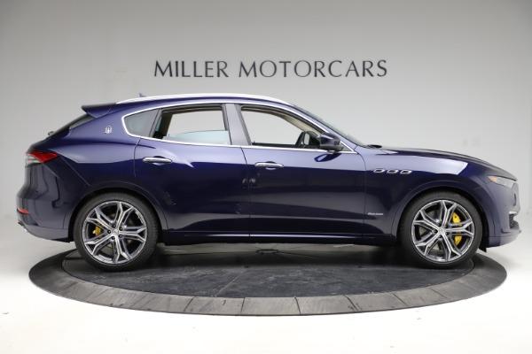New 2021 Maserati Levante S Q4 GranLusso for sale $106,235 at Bentley Greenwich in Greenwich CT 06830 9