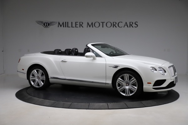 Used 2016 Bentley Continental GT V8 for sale $149,900 at Bentley Greenwich in Greenwich CT 06830 10