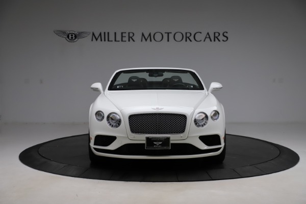Used 2016 Bentley Continental GT V8 for sale $149,900 at Bentley Greenwich in Greenwich CT 06830 12