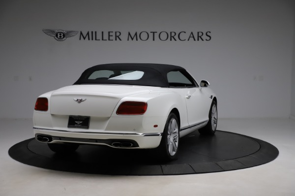 Used 2016 Bentley Continental GT V8 for sale $149,900 at Bentley Greenwich in Greenwich CT 06830 17