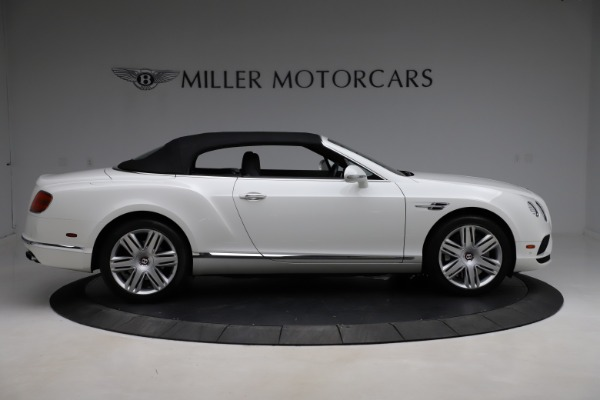Used 2016 Bentley Continental GT V8 for sale $149,900 at Bentley Greenwich in Greenwich CT 06830 18