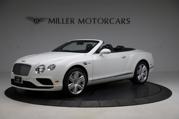 Used 2016 Bentley Continental GT V8 for sale $149,900 at Bentley Greenwich in Greenwich CT 06830 2
