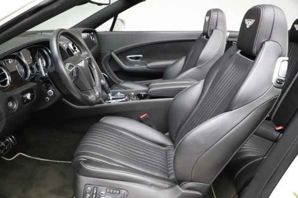 Used 2016 Bentley Continental GT V8 for sale $149,900 at Bentley Greenwich in Greenwich CT 06830 26