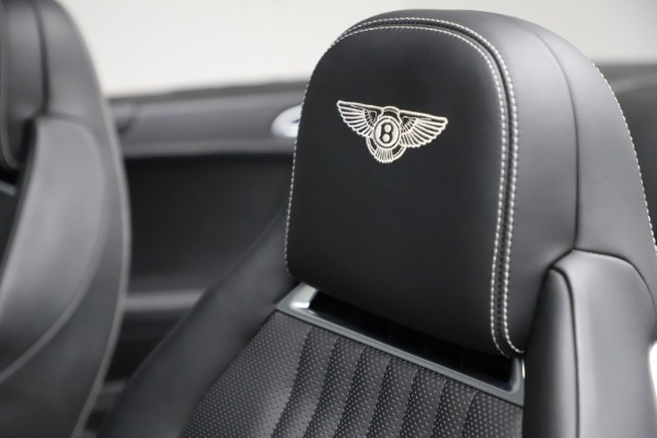Used 2016 Bentley Continental GT V8 for sale $149,900 at Bentley Greenwich in Greenwich CT 06830 28