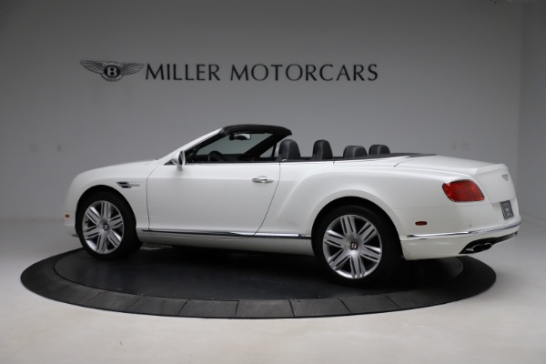 Used 2016 Bentley Continental GT V8 for sale $149,900 at Bentley Greenwich in Greenwich CT 06830 4